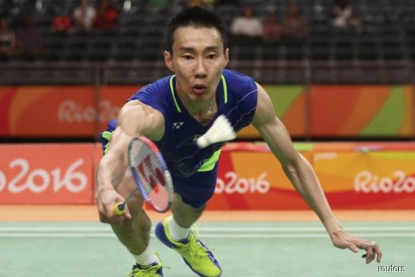 Chong Wei offers advice after Malaysia diver tests positive