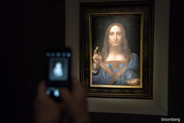 Billionaires stunned as Da Vinci's Christ sells for US$450 million