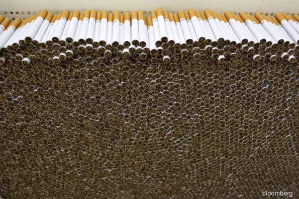 BAT plunges on possible U.S. move to ban menthol cigarettes