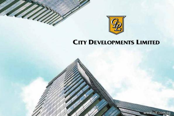 City Developments posts 16.3% decline in 1Q earnings to S$80m