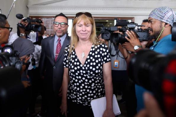 Sarawak Report editor's book on 1MDB scandal launched