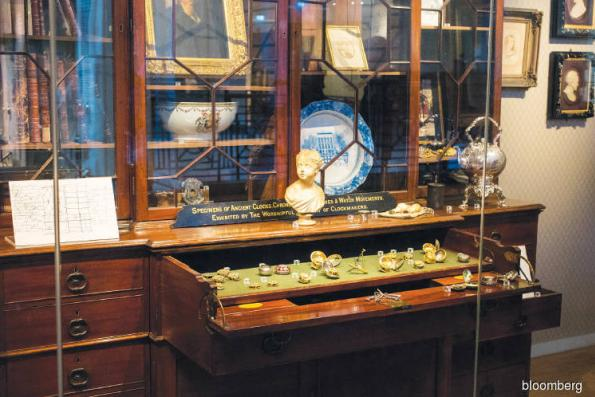 Watches: The weird, wonderful treasures inside Europe's greatest watch museum