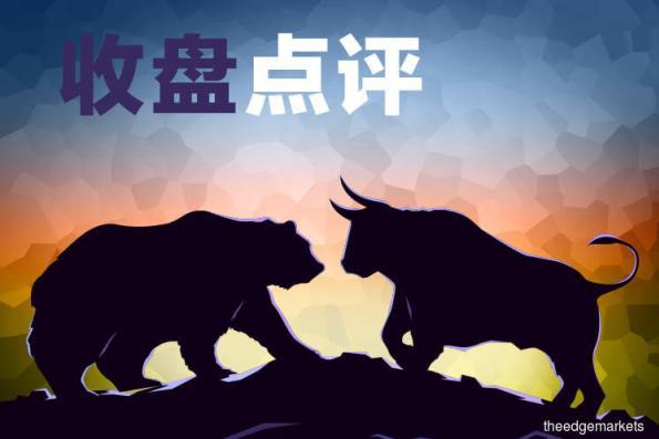 投资者趁低吸纳重量级股 马股临尾反弹