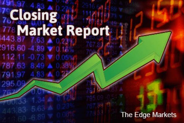 KLCI, ringgit track regional market gains