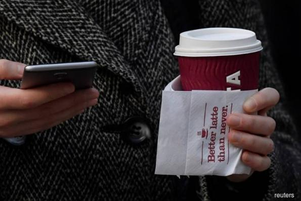 UK needs 'latte levy' on disposable coffee cups to cut waste — lawmakers