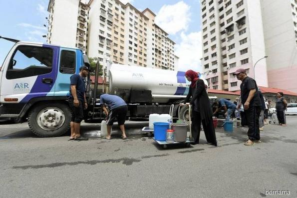 Deal soon to resolve Klang Valley water crisis