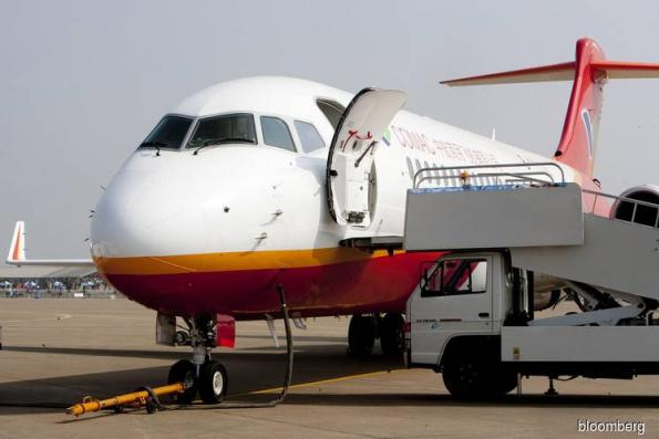 China nears aircraft order from Africa in rare advance overseas