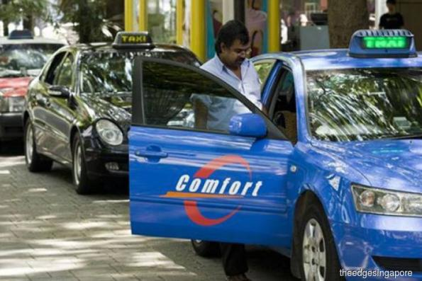 ComfortDelGro back in the driver's seat with more level playing field ahead