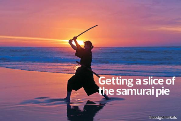 Cover Story: Getting a slice of the samurai pie