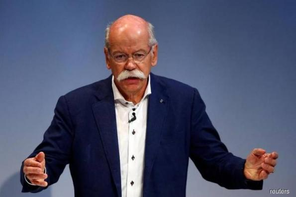 Disorderly Brexit scenarios are 'highly worrying' — Daimler CEO