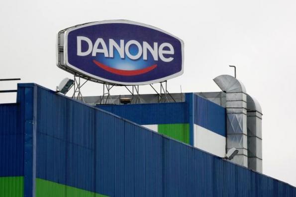 Danone looks to ride healthy food revolution wave