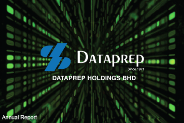 Dataprep unaware of reason for unusual market activity