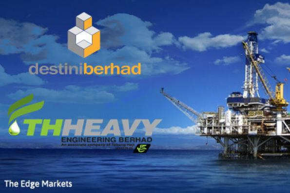 THHE, Destini advance after JV secures RM738.9m govt contract