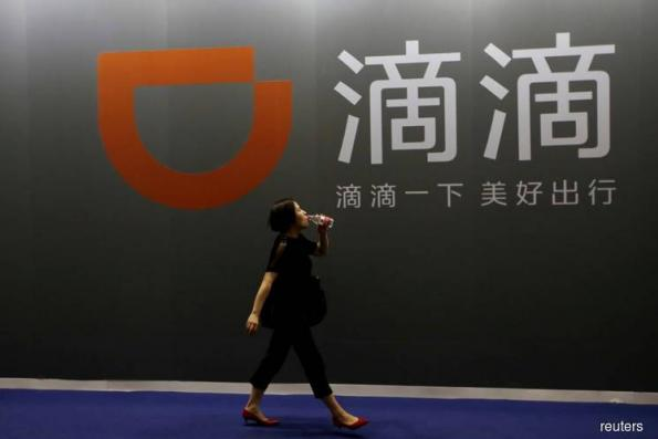 Didi says to halt hitching business in China for a week for driver checks