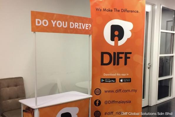 diffride joins e-hailing battleground with 2,000 drivers aboard