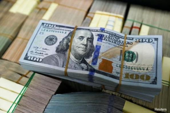 Dollar steadies on March rate hike prospects, euro slips