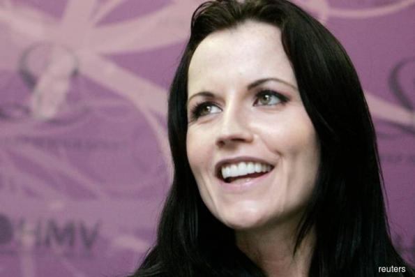 Death of Cranberries star O'Riordan not suspicious — police