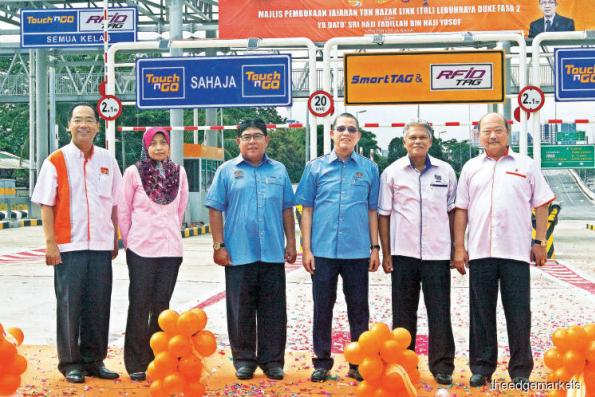 'Malaysia on track to adopt gateless gantry toll by 2020'