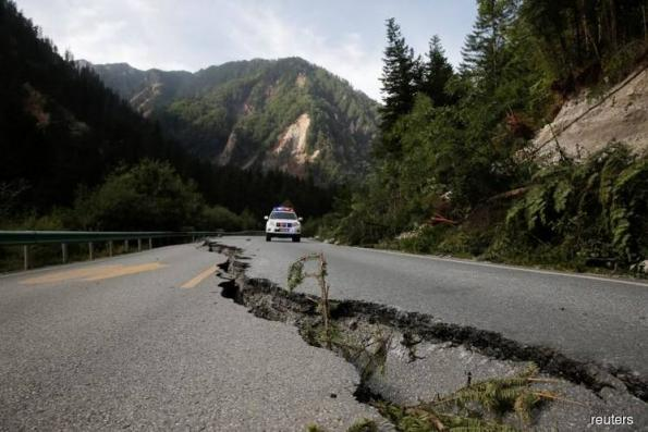 Earthquake of magnitude 6.1 strikes off southern Japan — USGS