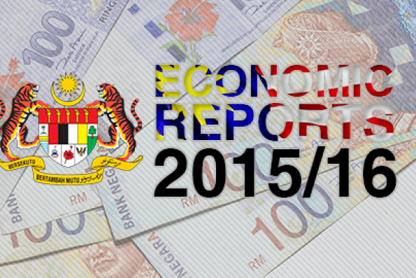 Economic Report 2015/2016: Debt service charges rise to RM26.6b