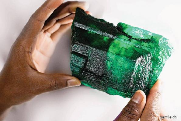 African miner finds 1.1kg emerald at Kagem in Zambia