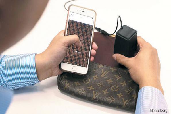 Spotting Fake Handbags