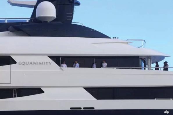 Indonesia set to turn over yacht in 1MDB probe to FBI, says WSJ
