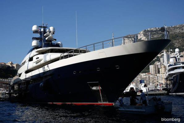 Indonesia to release impounded yacht sought over 1MDB case