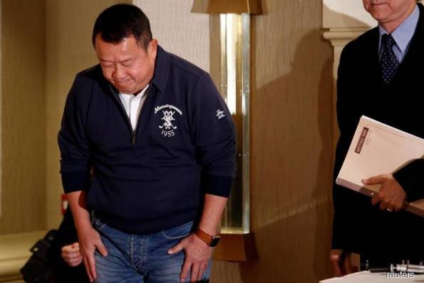 Hong Kong star Eric Tsang denies sexual assault allegations