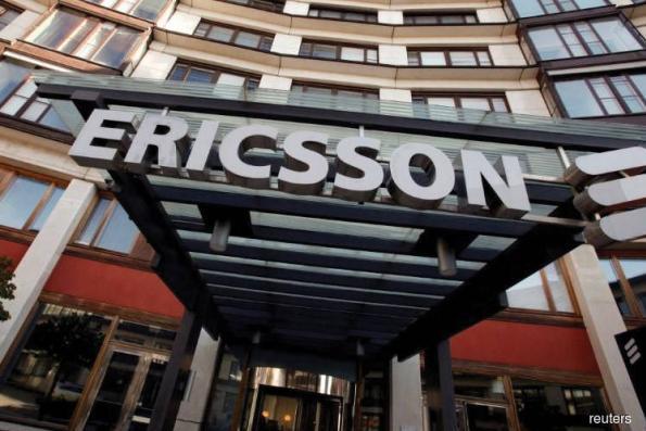 Ericsson swings to profit as savings kick in; shares jump