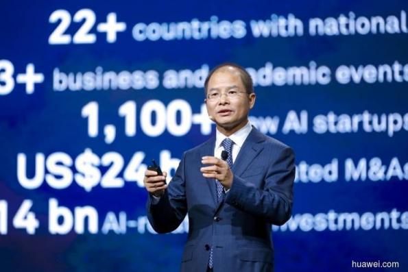 Huawei unveils full-stack, all-scenario AI portfolio