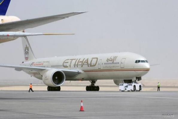 Etihad grounds 5 cargo planes, pilots asked to take unpaid leave