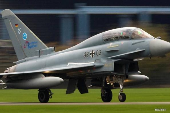 BAE proposes UK govt financing to Malaysia for Typhoon jet deal