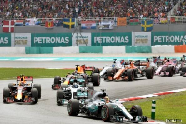 Dr Mahathir does not discount possibility of F1 returning to Malaysia