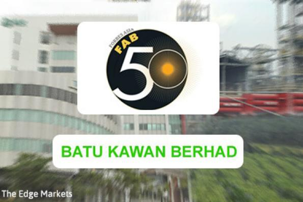 Batu Kawan makes Forbes Asia's Fab 50 list for second time