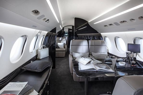 Dassault business jets proving popular in Malaysia