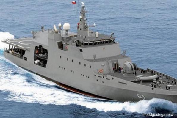 Civmec to participate in construction of Australia's new offshore patrol vessels