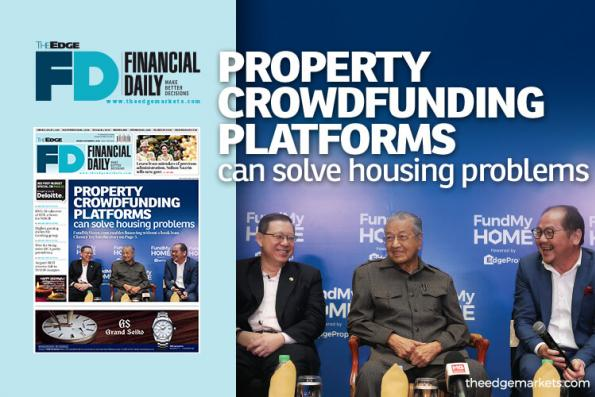 Property crowdfunding platforms can solve housing problems