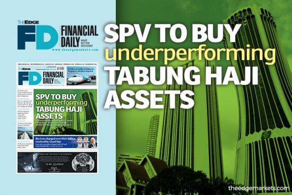 SPV将收购朝圣基金局表现不佳的资产