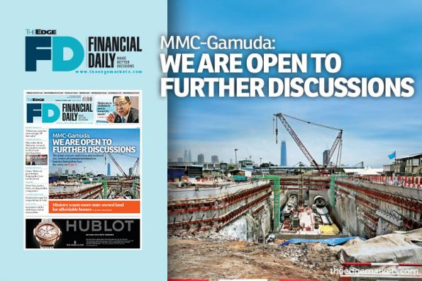 We are open to further discussions — MMC-Gamuda