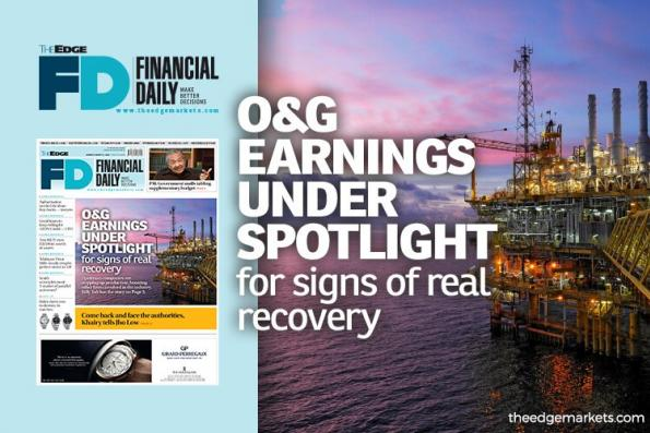 油气业呈真正复苏迹象 盈利备受关注