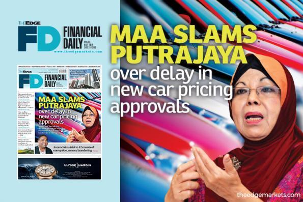 MAA slams Putrajaya over delay in new car pricing approvals