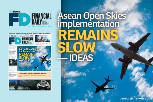 Asean Open Skies implementation remains slow — IDEAS