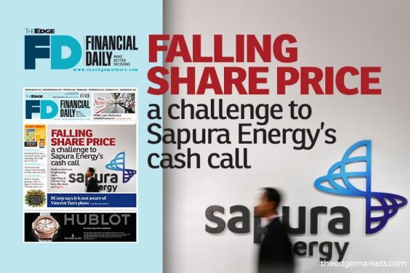 股价下跌对沙能源筹资构成挑战