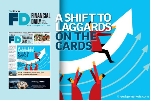 A shift to laggards on the cards