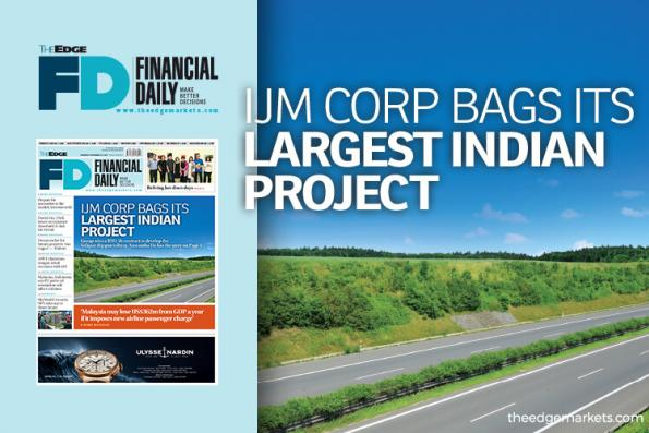 IJM Corp bags its largest Indian project