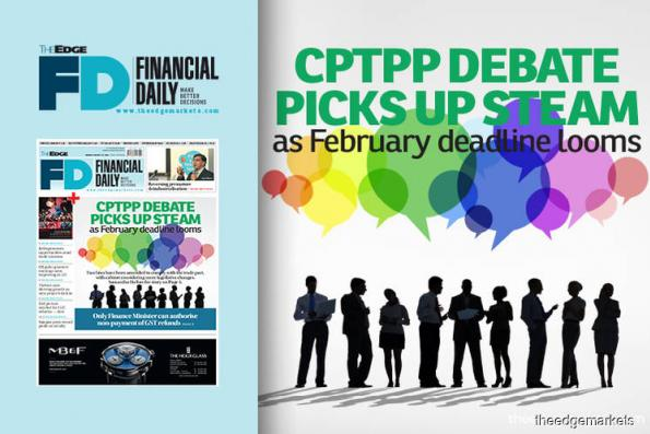 CPTPP debate picks up steam as deadline looms