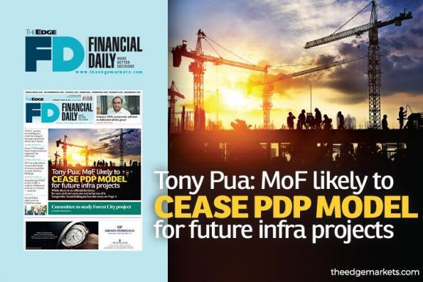 潘俭伟:财政部或停止未来基建设施项目的PDP模式