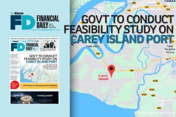 政府将对凯利岛港口进行可行性研究