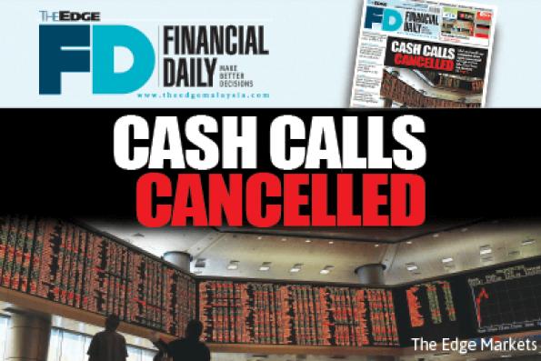 市场情绪疲弱 企业取消筹资活动